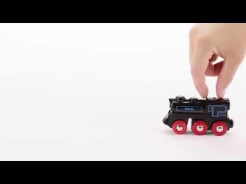 Brio Battery locomotive