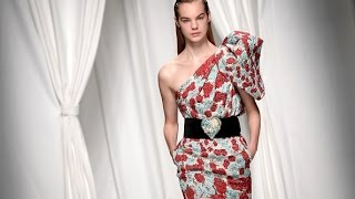 Emanuel Ungaro | Spring Summer 2017 Full Fashion Show | Exclusive