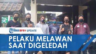 Bawa Sajam dan Lukai 2 Polisi saat Digeledah, 5 Terduga Pelaku Tawuran di Makassar Kini Ditangkap