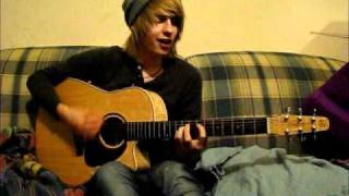 NeverShoutNever - First Dance (Cover) - Aaron Mcdonald
