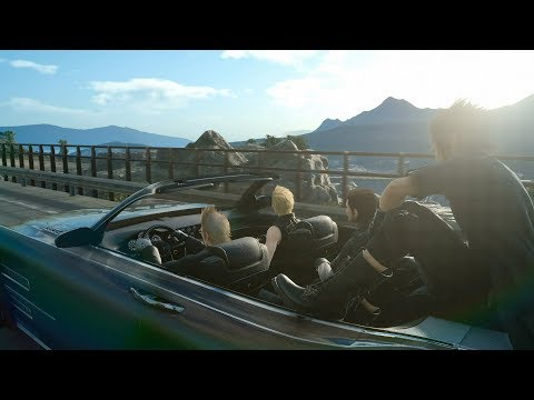 FINAL FANTASY XV WINDOWS EDITION | Launch Trailer thumbnail