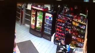 Fatal Shooting At Chevron Gas Station