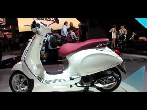 2014 Vespa Primavera 150 4T 3V Scooter
