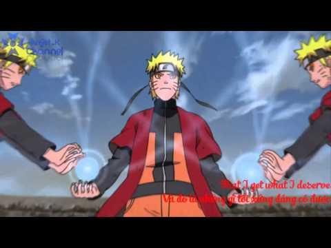 Max volume nghe bản rock New Divide của Linkin Park phê lắm rồi mà còn xem lại cảnh đánh nhau của Naruto vs Pain..đừng hỏi vì sao liệt cmn F5