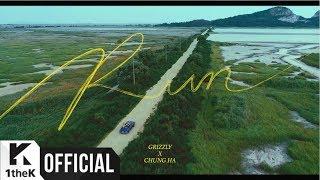[Teaser] GRIZZLY(그리즐리), CHUNG HA(청하) _ RUN