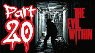 ► Evil Within | #20 | Ruvik / KONEC | CZ Lets Play / Gameplay [1080p] [PC]