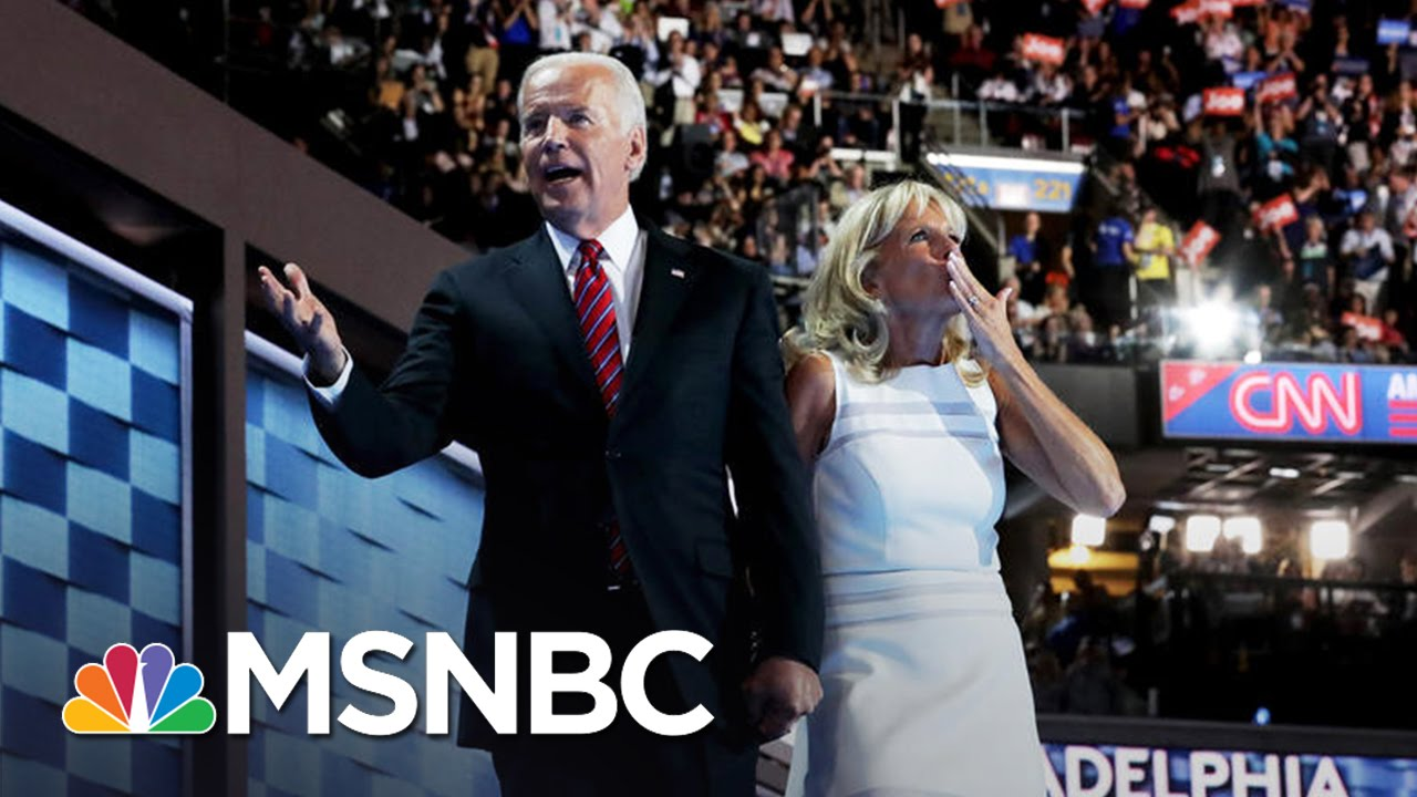 Vice President Joe Biden's Full Speech At Democratic National Convention | MSNBC thumbnail