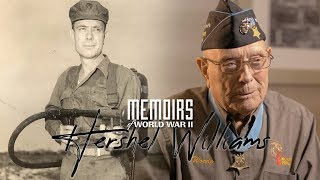 WW2 Medal Of Honor Recipient Hershel Woody Williams | Memoirs Of WWII #7