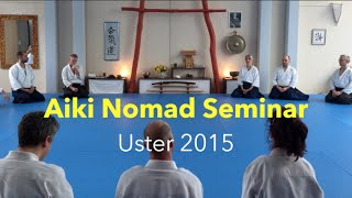 preview picture of video 'Aiki Nomad Seminar - Uster 2015 (Ita)'