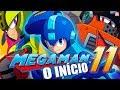 Mega Man 11 O In cio De Gameplay O Jogo T Muito Dif cil