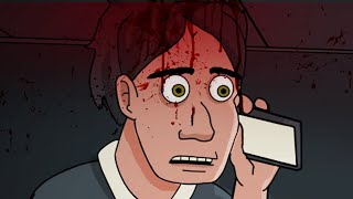 3 Extremely Scary Horror Stories Animated