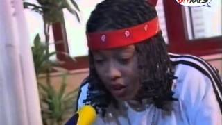 Da Brat - Interview Pt.1 & No One Else & Give It 2 You  (Live) @ VIVA Word Cup 1997 (HQ)