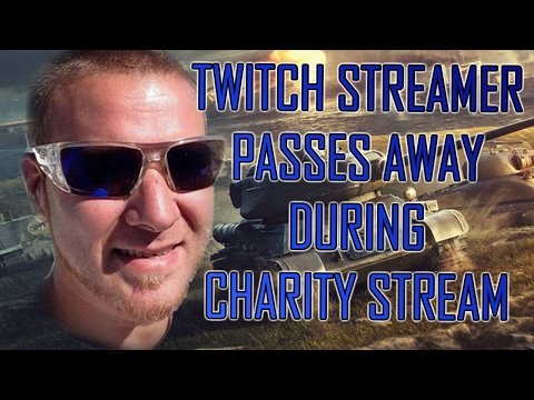 Twitch Streamer Dies During 24-Hour Charity Stream - PVP Live - Breaking News