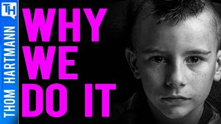 Why Do We Kill Ourselves? (w/ Dr. Justin A. Frank)