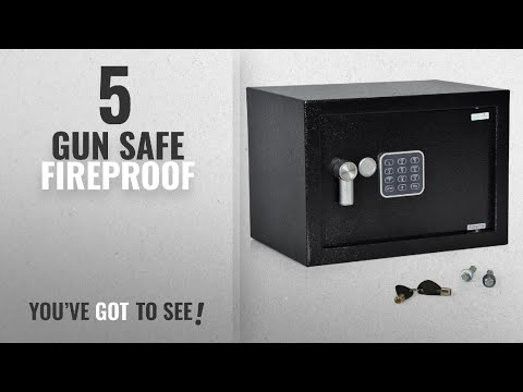 Top 10 Fireproof Gun Safe [2018]: SereneLife Safe Box | Fire Safe Box | Safes And Lock Boxes |