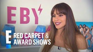 Sofia Vergara Launches EBY Underwear Line | E! Red Carpet & Award Shows
