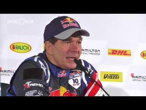Американец Кирби Чемблисс стал победителем казанского этапа Red Bull Air Race