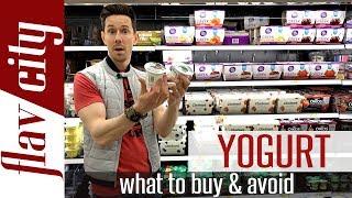 What to look for in greek yogurt