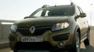 Новый Renault Sandero Stepway