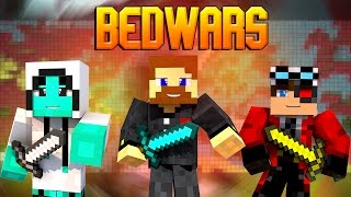Minecraft Bed Wars #4 - Новая карта