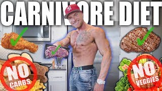 Carnivore Shredding Diet Meal Plan | Meal By Meal