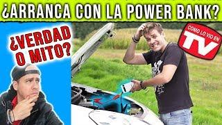 ¿Puedes prender un coche con esta power bank? Probamos bateria minimax