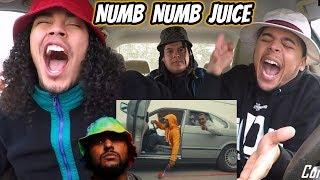 ScHoolboy Q   Numb Numb Juice [Official Music Video] REACTION REVIEW