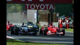2003 F1 Italian Grand Prix (Full GP)