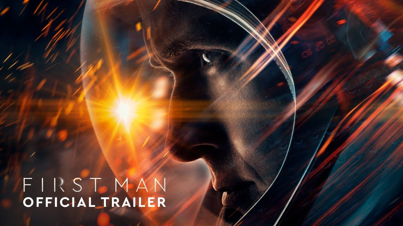Video trailer för First Man - Official Trailer (HD)