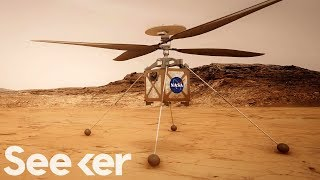 How NASA's Rover Team Reimagined Mars 2020