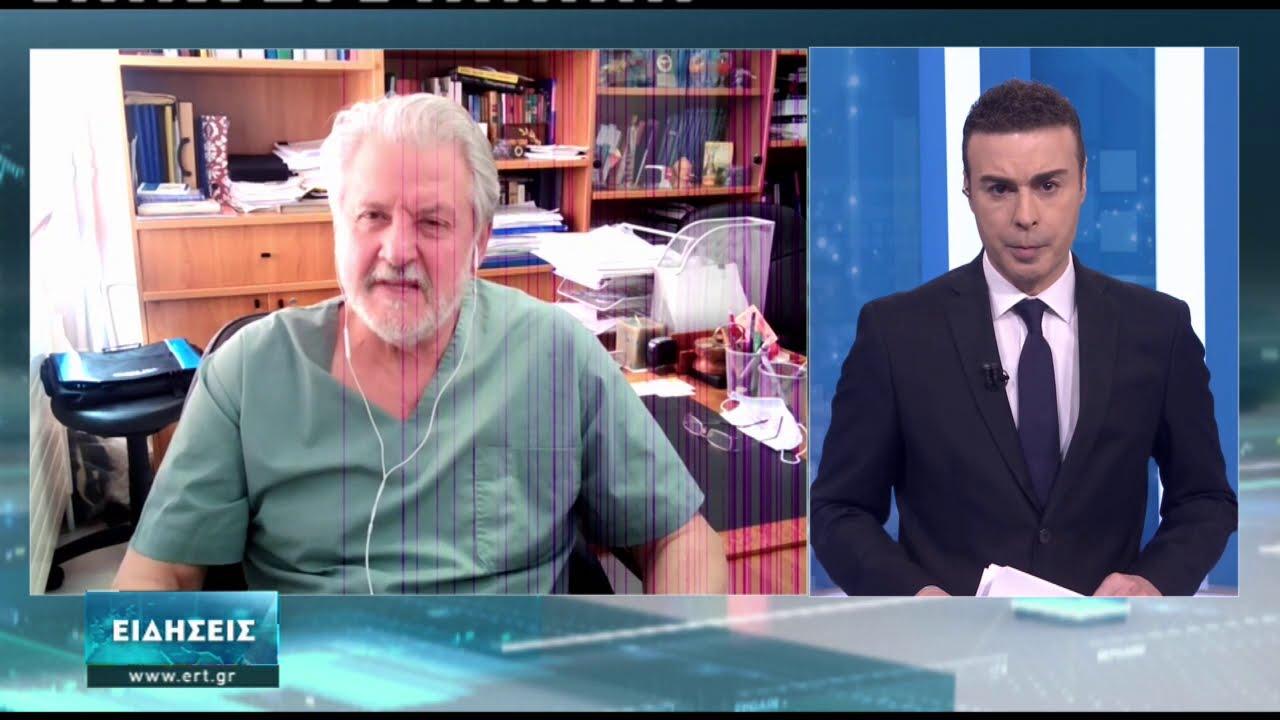 Καπραβέλος:Καραντίνα σημαίνει απομονώνω το κρούσμα,όχι την ανθρώπινη δραστηριότητ   16/03/2021   ΕΡΤ