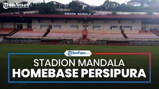 Stadion Mandala Jayapura Bakal Jadi Homebase Persipura di Piala AFC