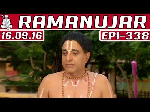 Ramanujar-Epi-338-16-09-2016-Kalaignar-TV