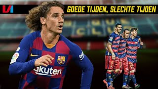 Soapserie in Camp Nou: 'Griezmann Weggepest! Machtige Messi en Suárez Willen Neymar'