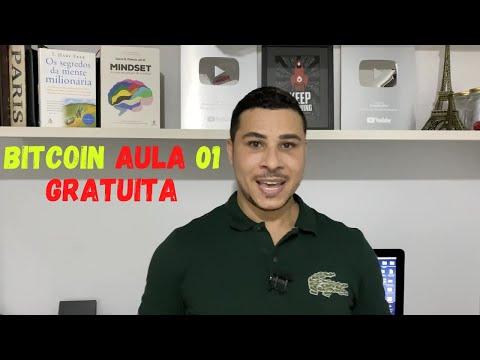 Curso Gratuito de Moeda Digital  - Aula 01 Introduo