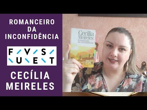 Romanceiro da Inconfidência - Cecília Meireles [Fuvest 2021]