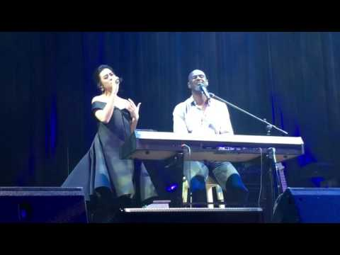 (CLOSEUP) Raisa & Brian Mc Knight Duet, Jakarta, 8th Dec 2016 Mp3