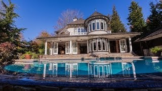 Cypress St - 8.6 Million Home In Shaughnessy