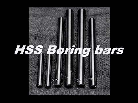 Hss Boring bars - Hss Bohrstangen