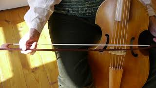 Bowing: Correcting faults for a better sound with Alsion Crum