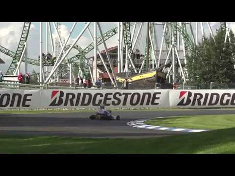 Jonny Edgar / CIK FIA European Championship 2017 Rd. 4 Jnr Final
