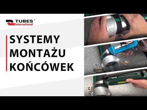 Porównanie różnych systemów montażu końcówek na wężu - Tubes International - zdjęcie