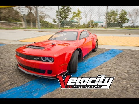 Kyosho Dodge Demon Review – Velocity RC Cars Magazine