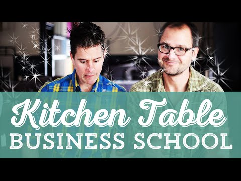 Beekman 1802: Kitchen Table Business School 101