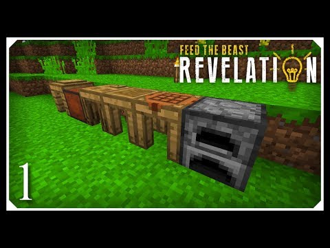 Feed The Beast | Texture Pack Installation | Minecraft