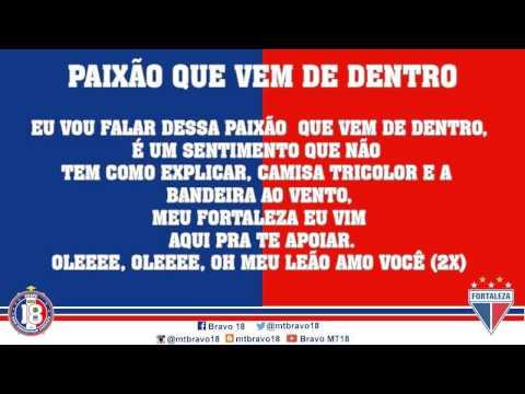 """""""Bravo 18 - Paixão Que Vem de Dentro"""" Barra: Bravo 18 • Club: Fortaleza"""
