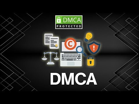 What Is DMCA | How To Complain | Google DMCA | Digital Millennium Copyright Act
