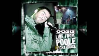 Oasis Live 2004 Poole Lighthouse (Full Gig)