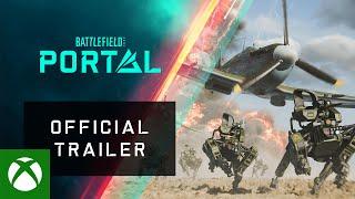 Xbox Battlefield™ 2042 - Battlefield™ Portal Official Trailer anuncio
