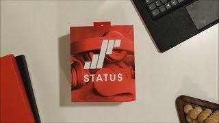 אנבוקסינג לאוזניות מצויינות ב50$ (status audio HD 1)